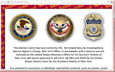 Bloqueo del FBI en rojadirecta.org