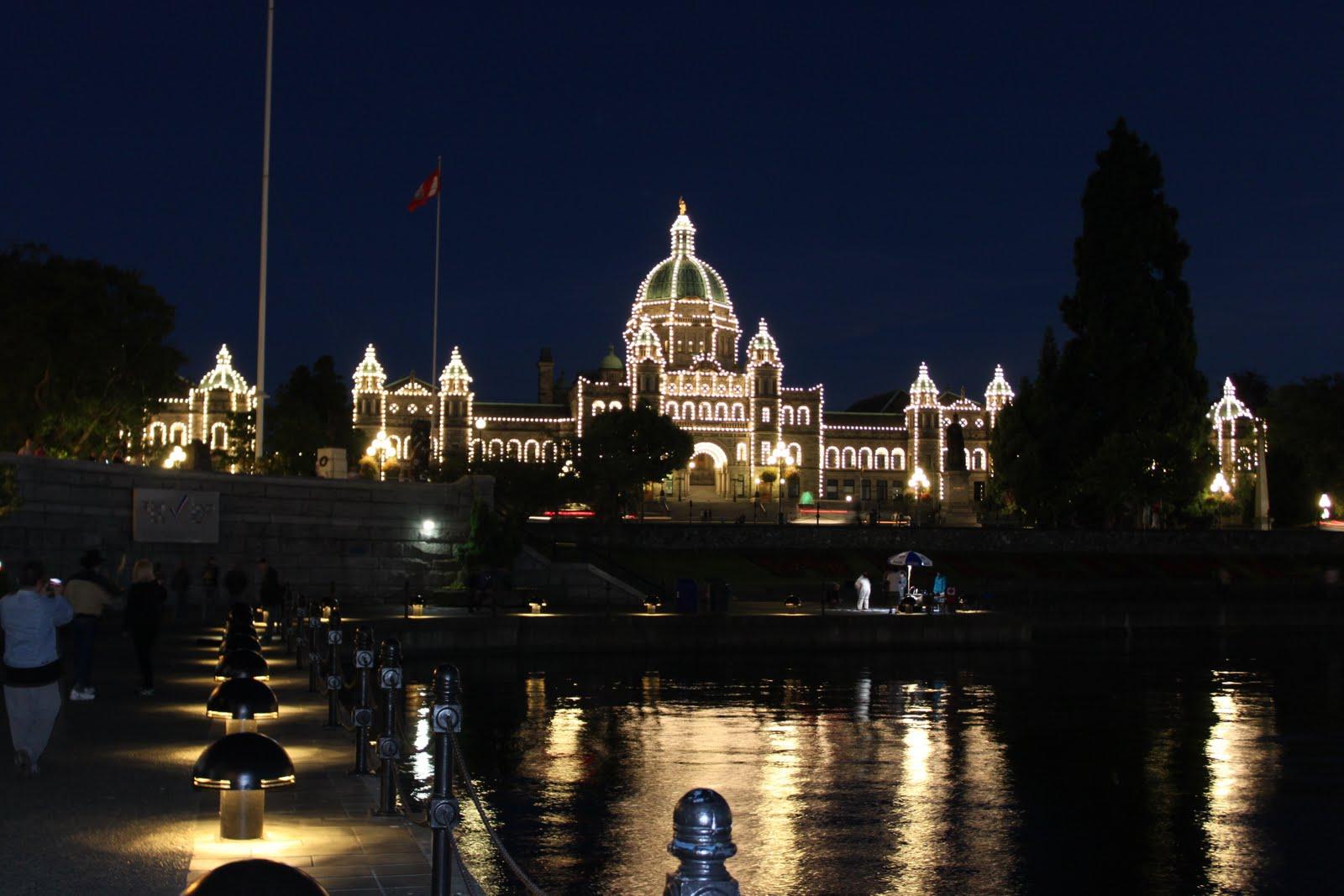 Parlament Victoria Vancouver Island