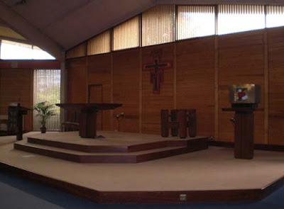Seat of Wisdom sanctuary