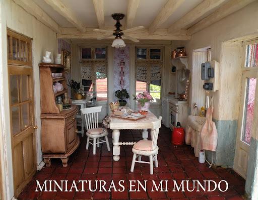 Miniaturas en mi mundo