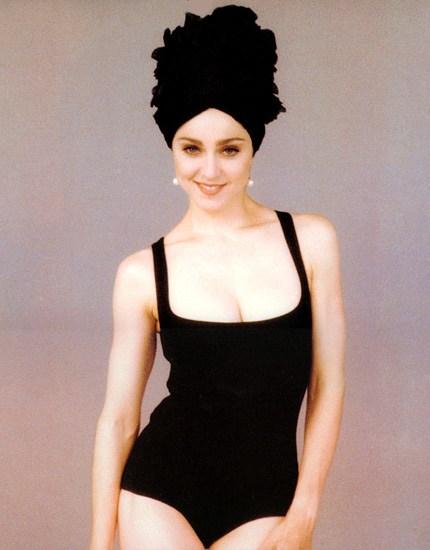 Madonna – badpak