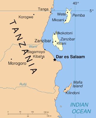 Zanzibar: Spice Islands