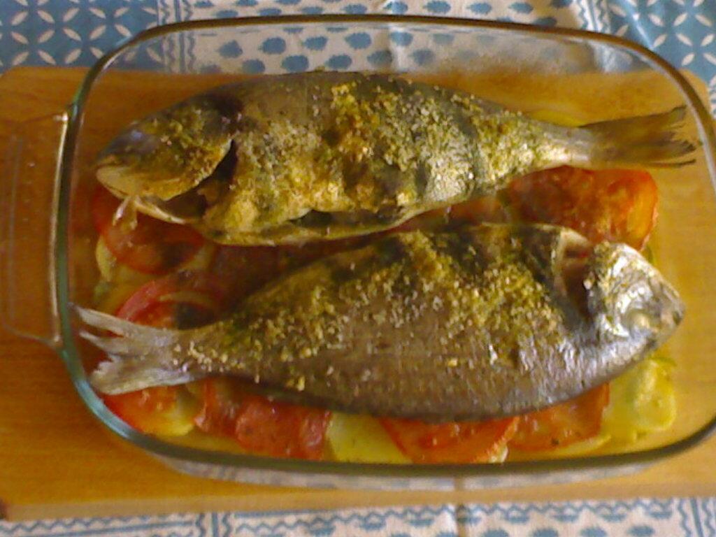 Destylou recetas cocina dorada al horno - Recetas de bogavante al horno ...