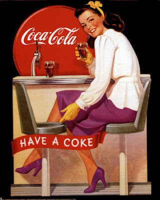 HAVE A COKE.