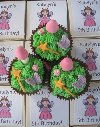 Fairies Fairy Cupcakes That Will Make Your Party Magic
