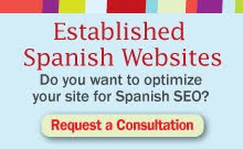 I have a Spanish Website. Now what?