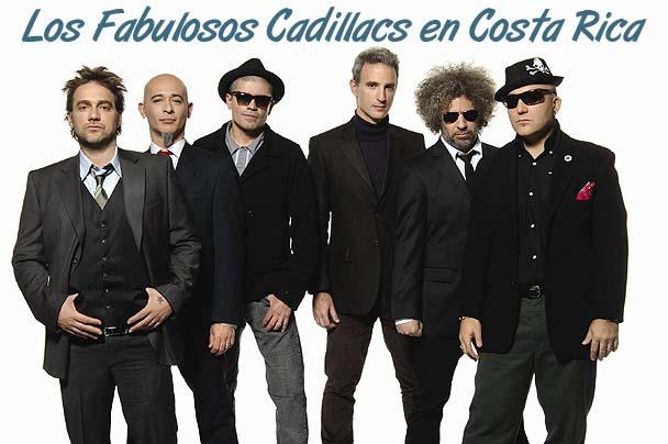 Fabulosos Cadillacs en Costa Rica