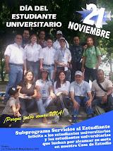 21 de Noviembre, Día del Estudiante Universitario