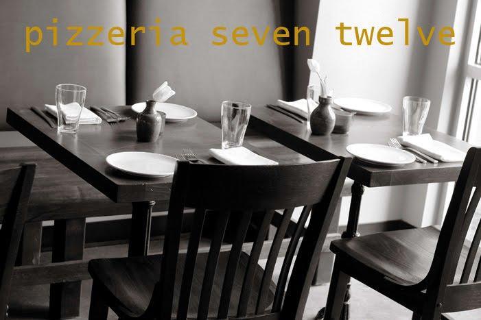 Pizzeria Seven Twelve