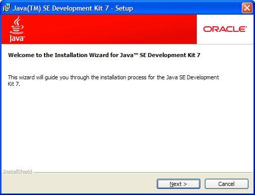 Descarga e instalación de JDK 1.7 Jdk7-01