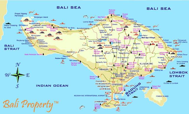 Detail Pura Lempuyang Luhur Bali Location Map,Location map of Pura Lempuyang Luhur/Lempuyang Temple Bali,Pura Lempuyang Luhur Accommodation Attractions Hotels Maps