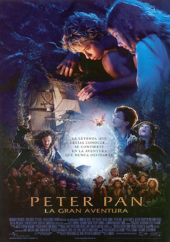 Peter Pan. La Gran Aventura (2003)