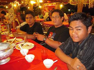 Rafiq, Iqwan dan Effi