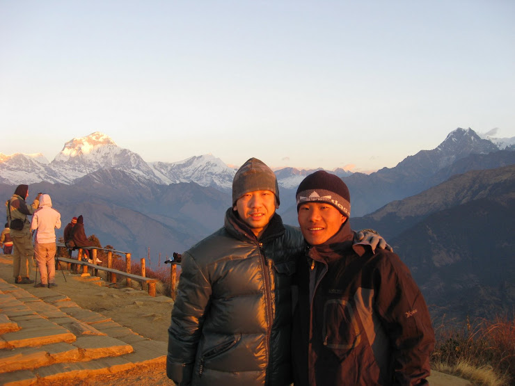 The Moment Joy-At PoonHill Sunrise(Sep-2011)