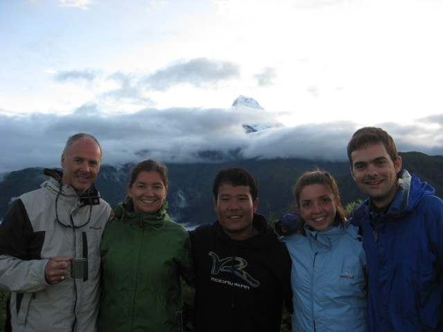 Me and my Debie Group-From USA-The View From PoonHill