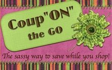 Need a cute organizer for your coupons?