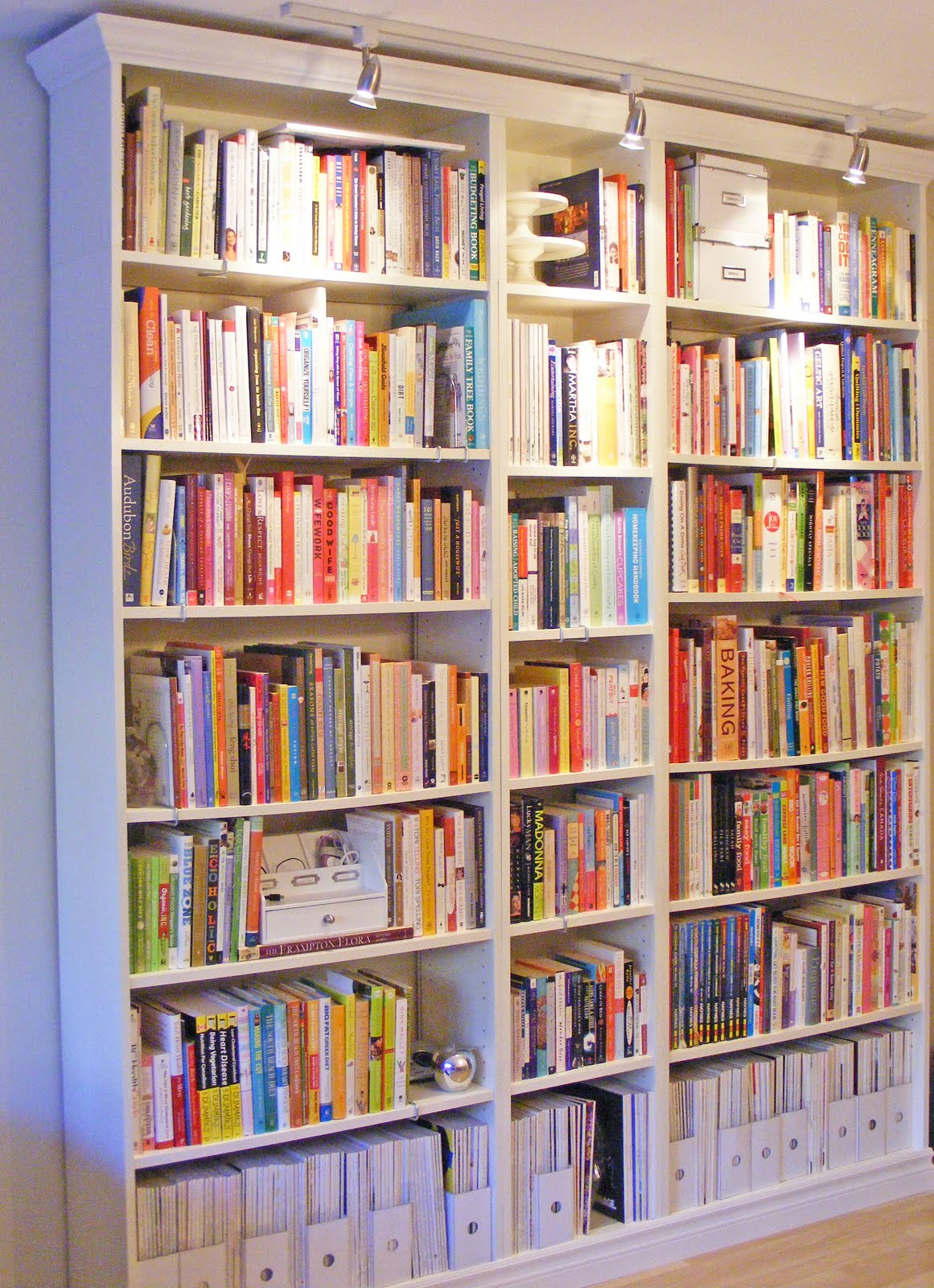 billy bookcases and on-#5