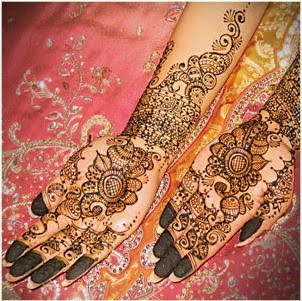 Beautiful Mehndi Patterns
