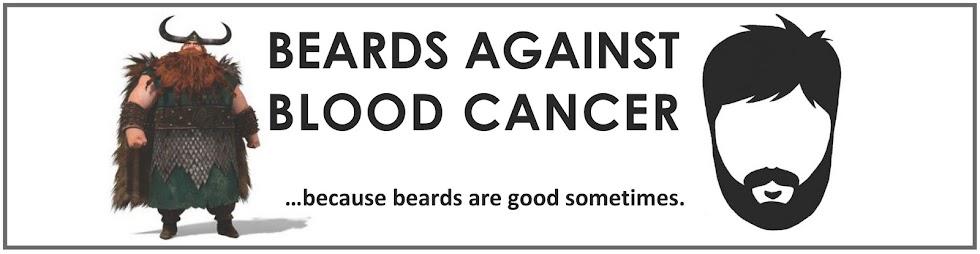 BEARDS AGAINST BLOOD CANCER