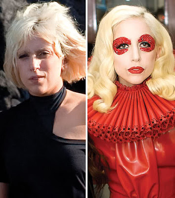 lady gaga without makeup and. lady gaga without makeup on.