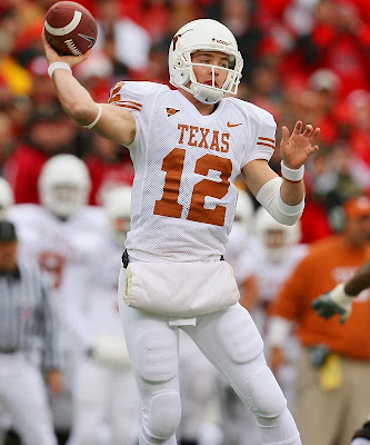 Colt Mccoy injury