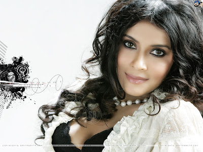Indian Actress Nandana Sen