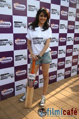 Genelia at Big Switch Promotion