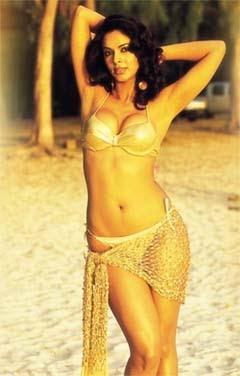 Bollywood Beauty at the Beach