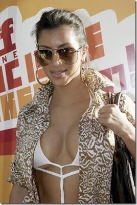 Kim Kardashian's WallPapers