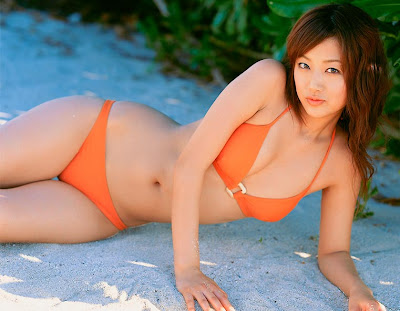 Risa Kudo's Spicy WallPapers