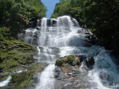 Heavenly Landscapes of Waterfall Around the World