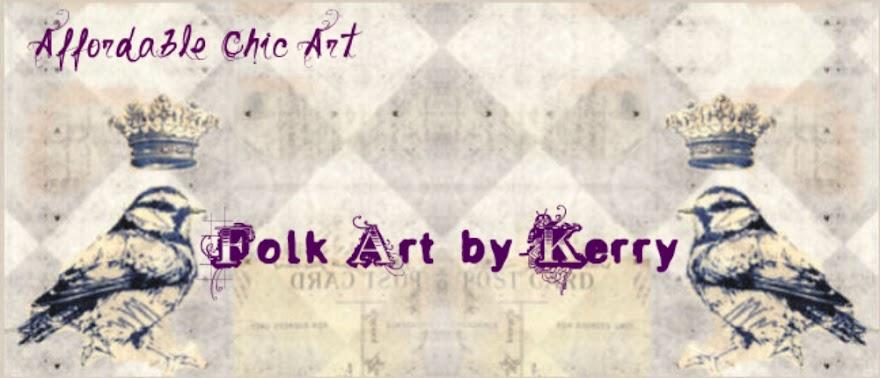 Folk Art by Kerry