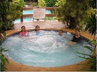Cebu Beach Club Outdoor Jacuzzi