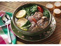 Beef Knuckle Sinigang