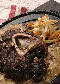 Bulalo Steak