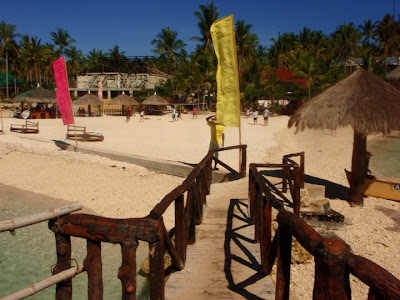 Mangodlong Beach Resort in Camotes