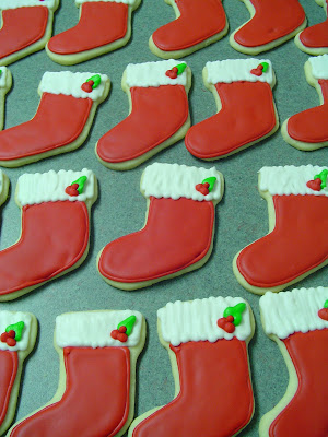Beckys Sweets Christmas Cookies