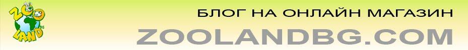 Блог на интернет зоомагазин Zoolandbg.com