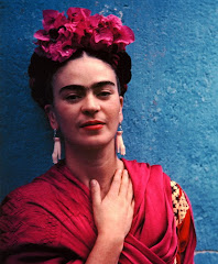 Strengthened by Frida Kahlo