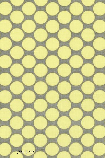 Yellow dot  Grey backg...