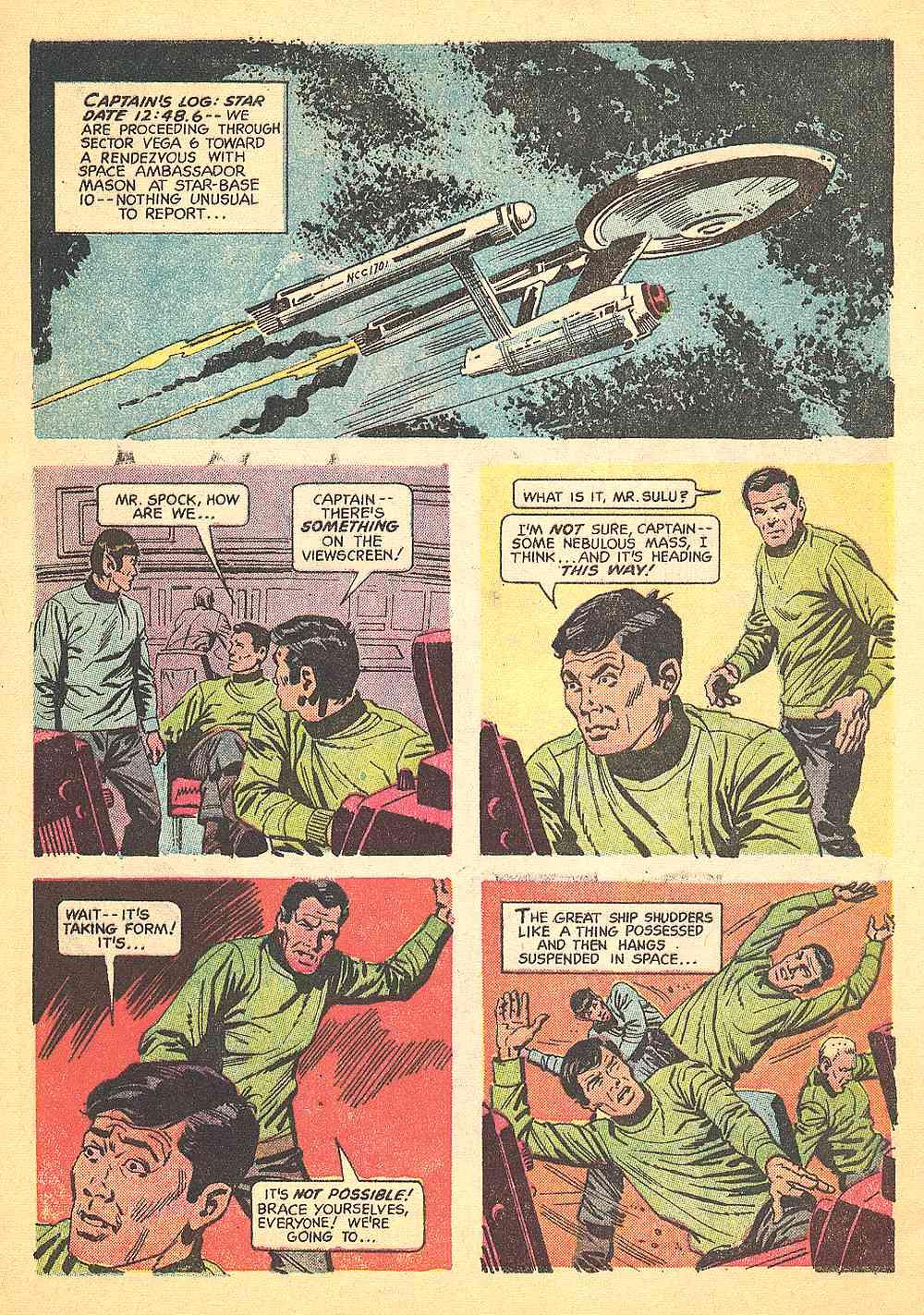 Star Trek (1967) Issue #10 #10 - English 3