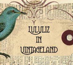 LULULIZ IN VINTAGELAND SHOP
