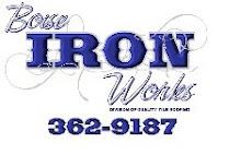 Boise Iron Works Logo