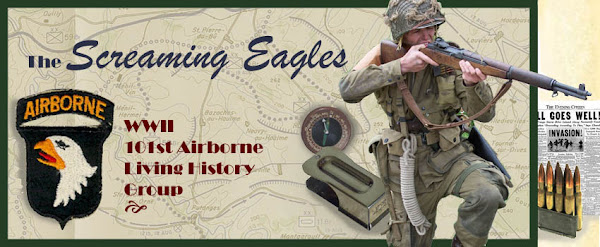 Screaming Eagles: 101st Airborne Living Historians