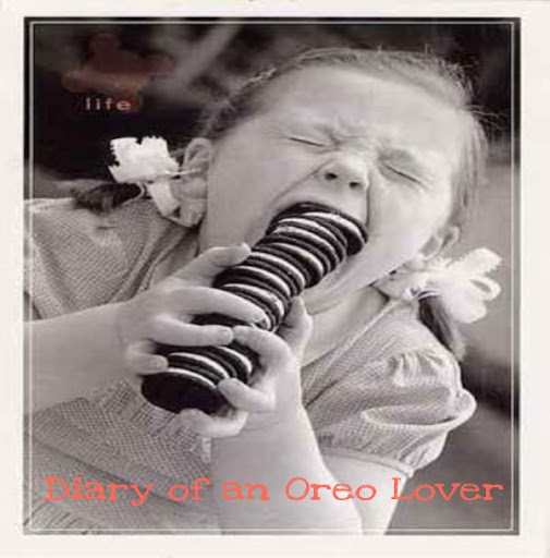 Diary of an Oreo Lover