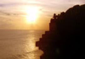 uluwatu, sunset, uluwatu sunsets