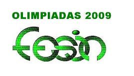 OLIMPIADAS 2009