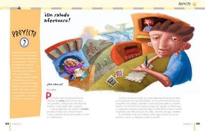 Español primaria 5, Ed. Trillas. Coordinación editorial e ilustración.