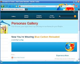 FirefoxTema - FireFox i�in temalar