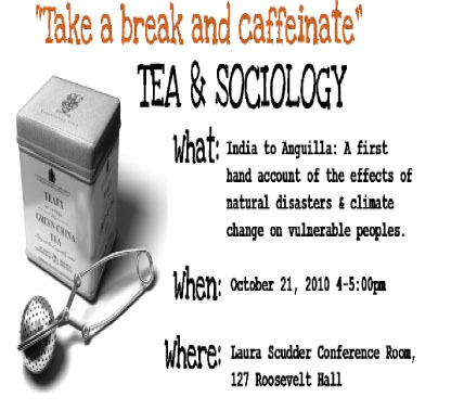 Tea Room Sociology